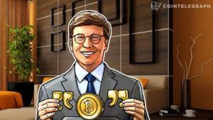 บิล เกตส์เตือน Cryptocurrency ยังมีอีกด้านที่เป็นภัยอันตราย